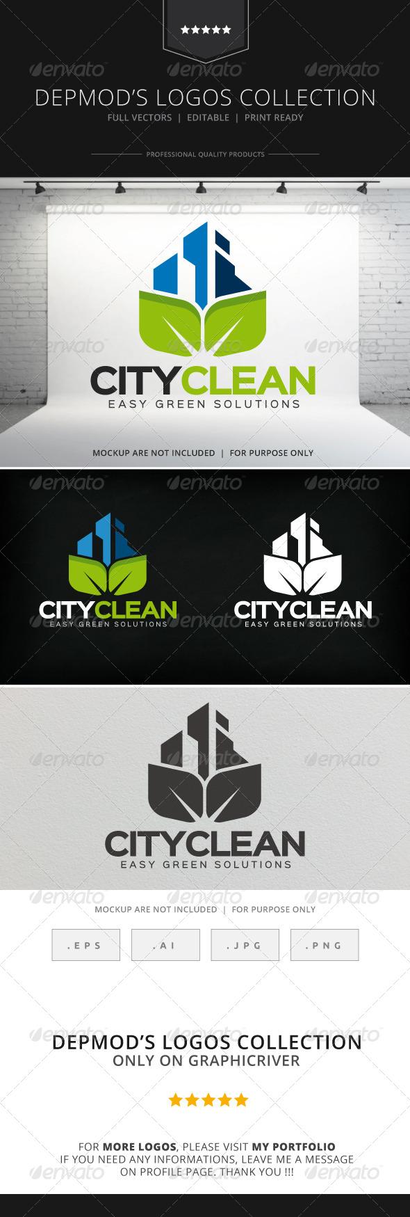 City Clean Logo