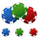 Poker Chips - GraphicRiver Item for Sale