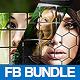 Facebook Timeline Cover Bundle V5 - GraphicRiver Item for Sale