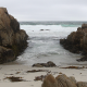 Waves on a Rocky Beach - VideoHive Item for Sale