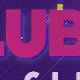 Cayendo Club Party Facebook Timeline Cover - GraphicRiver Item for Sale