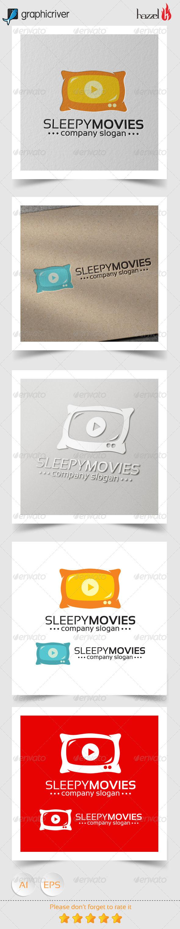 Sleepy Movies Logo