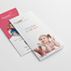 Kids Center Trifold Brochure - GraphicRiver Item for Sale