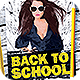 Back To School Flyer - GraphicRiver Item for Sale