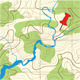 Abstract Map Illustration - GraphicRiver Item for Sale