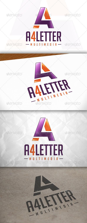 A 4 Letter Logo