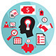 Bright Idea Business Icons - GraphicRiver Item for Sale