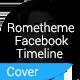 Rometheme Facebook Timeline Cover - GraphicRiver Item for Sale