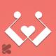 Love Music Logo - GraphicRiver Item for Sale