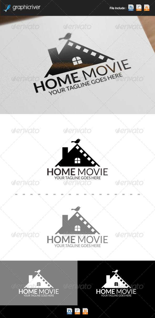 Home Movie Logo