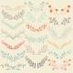 Set of Graphic Floral Design Elements - GraphicRiver Item for Sale