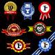 Seal Rosette Award Badge Tag   - GraphicRiver Item for Sale