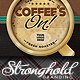 Download Coffee's On Event Flyer Template from GraphicRiver
