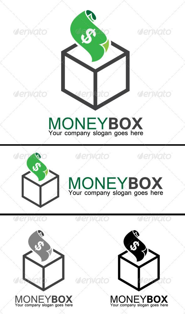 Money Box Logo