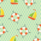 Marine Seamless Pattern - GraphicRiver Item for Sale