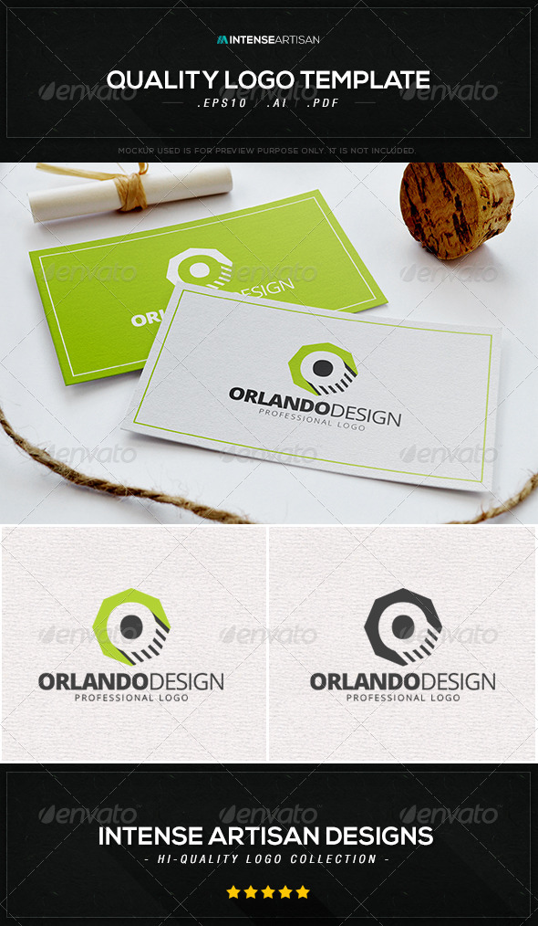 Orlando Design Logo Template