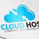 Cloud Host Logo - GraphicRiver Item for Sale
