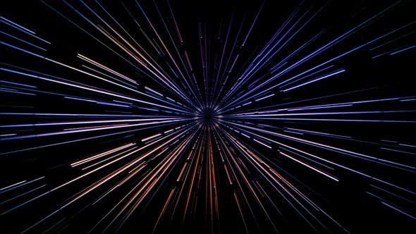 Light Streaks Element 03