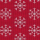 Knitted Snowflake Christmas Background Looped - VideoHive Item for Sale