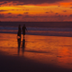 Sunset Walk  The Beach - VideoHive Item for Sale