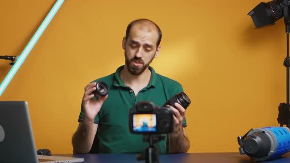 Camera Lens Comparison