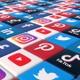 Social Media Blocks Background - Version 4 - VideoHive Item for Sale