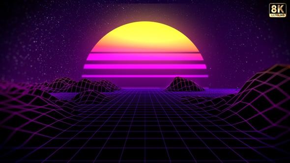 80's Retro 8K
