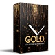 Gold Backgrounds  Vol.2 - VideoHive Item for Sale