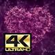 Pink Plexus Valentine's Day Heart 4K - VideoHive Item for Sale