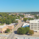 Drone Aerial Of Rural Country Town - VideoHive Item for Sale