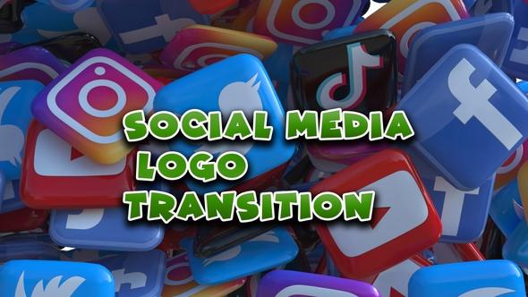 Social Media Logo Transition