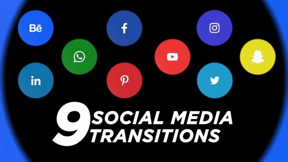 Elegant Social Media Transitions