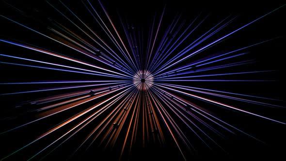 Light Streaks Element 06