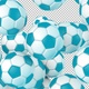 Soccer Ball Transition Ver 2 – Turquoise - VideoHive Item for Sale