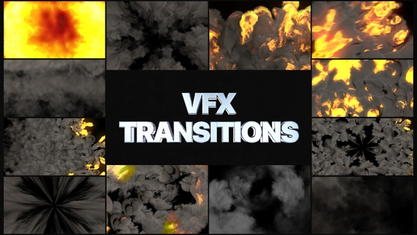 Vfx Transitions