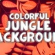 Colorful Jungle Backgrounds Pack - VideoHive Item for Sale