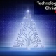 Technology Circuit Christmas Tree 4K - VideoHive Item for Sale