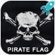 Pirate Skull Flag - VideoHive Item for Sale