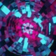 Geometric Tunnel Background Vj Loops V1 - VideoHive Item for Sale