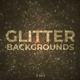 Fluid Glitter Backgrounds  - VideoHive Item for Sale