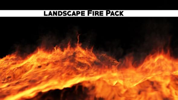 Landscape Fire Pack