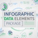 Infographic Data Elements Pack - VideoHive Item for Sale