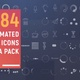 Animated Loading Icons Pack - VideoHive Item for Sale