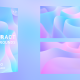 Smooth Colorful Shapes Background Pack - VideoHive Item for Sale