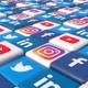 Social Media Blocks Background - Version 2 - VideoHive Item for Sale