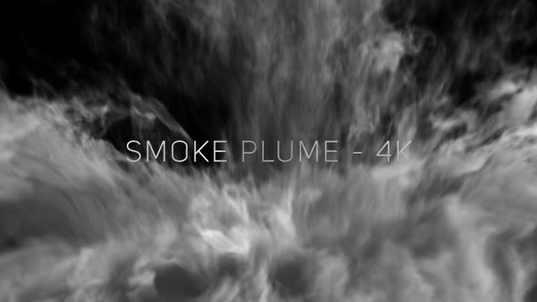 Smoke Plume Transition