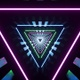 Vj Loop Triangle Tunnel - VideoHive Item for Sale