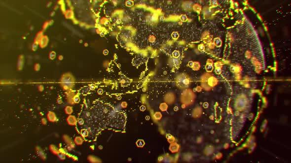Global News  Economics Opener Background