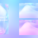 Soft Pastel Shapes Animation Pack - VideoHive Item for Sale