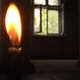 Extinguished Candle In A Haunted House - VideoHive Item for Sale